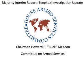 gop report concludes military could not have changed outcome in benghazi